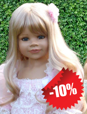 Скидка на кукол Мастерпис