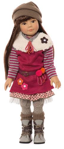 Новые куклы от Heart and Soul
