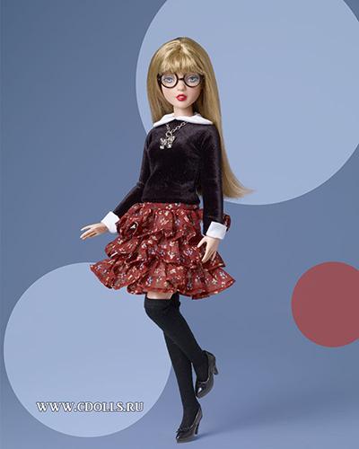 Новая линейка фэшн-кукол Агата Примроуз от Роберта Тоннера