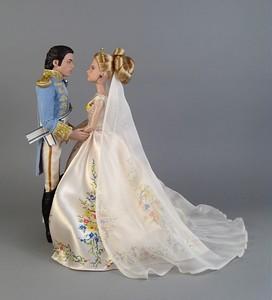 Набор кукол Золушка и Принц от Дисней. Фотообзор