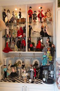 Принципы формирования коллекции кукол