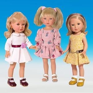 Вестида де Азул: куклы со свежими лицами и доброй душой