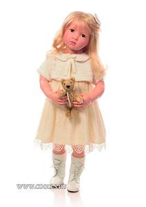 Кукла Шани от Хильдегард Гюнцель. Видеообзор