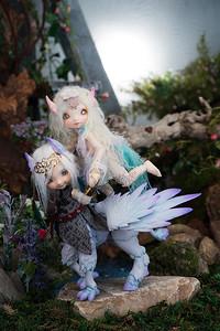 Новые куклы бжд и новая линейка фантастических существ от Фейриленд