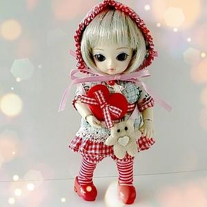 Крошечные куклы бжд Аi – души цветов