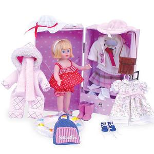 Новый добрый винтаж: классические куклы Петитколлин