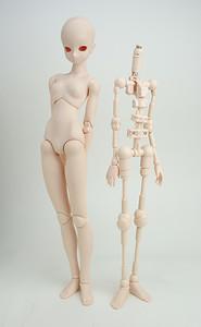 Шарнирные куклы Обитсу: как собрать куклу мечты
