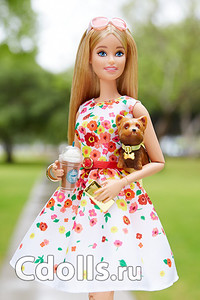 Новые куклы Барби