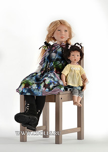 Куклы Цвергназе: неповторимые, как жизнь