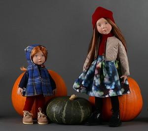 Новая коллекция Цвергназе 2017: коллекционно-игровые куклы