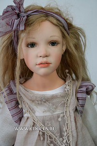 Кукла Олька от Заверушински. Видеообзор