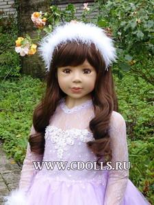 Кукла Снежная королева от Мастерпис. Видеообзор