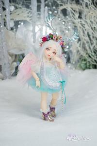 Новая кукла бжд от Фейриленд