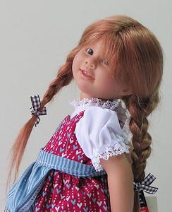 Куклы Мюллер-Вихтель производства Schildcrot
