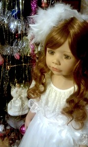 Фотографии куклы Эллисон от Моники Левениг / Masterpiece