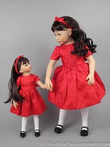 Куклы Maru and Friends Маленькие друзья: фотообзор