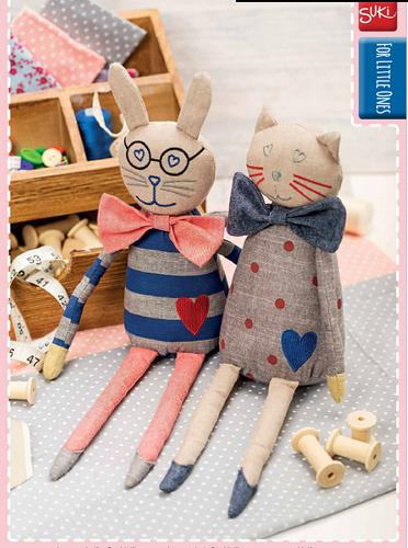 Вязаные куклы. Современная притча
