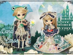 Новые куклы семьи Пуллип