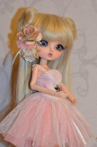 Фотографии куклы бжд Нео Лукиа Клубничное молоко / Dollmore