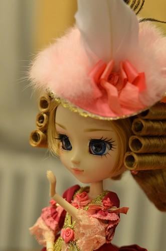 Фотографии куклы Пуллип Мария Антуанетта / Pullip
