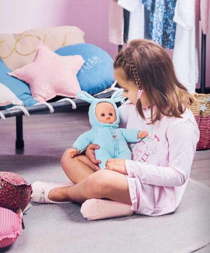 Куклы Анибэби – мягкие друзья для малышей
