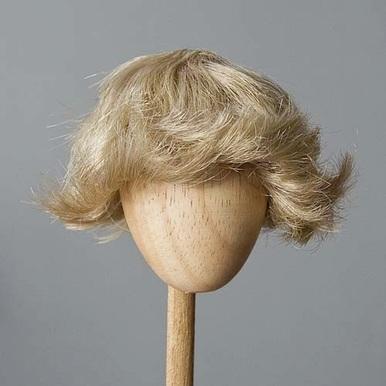 Как сделать парик для куклы. Часть 2