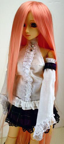 Как сделать парик для куклы. Часть 1