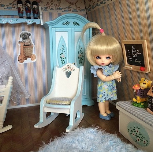 Фотографии куклы бжд Пуки Анте / Puki Ante от Фейриленд