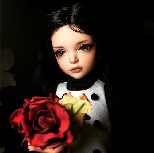 Фотографии куклы бжд Лиза Пристрастие серии KID от Иплхаус