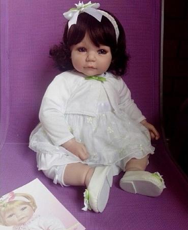 Фотографии куклы Адора Белые маргаритки