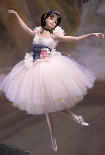 Балерина - легче воздуха