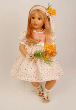 Художественные авторские куклы от Schildcrot