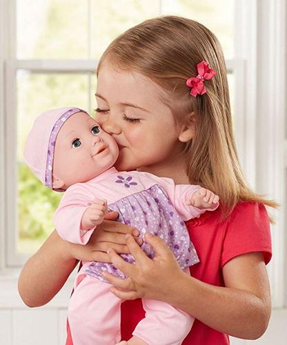 Как выбрать куклу. Для ребёнка от 0 до 5+. Критерии выбора