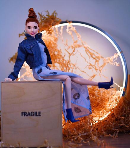 Дизайнерские куклы Барби. Часть 2