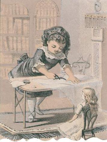 Как шить для куклы. Советы новичкам