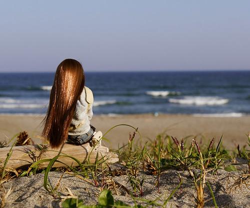 Соляная кукла и море. Буддийская притча