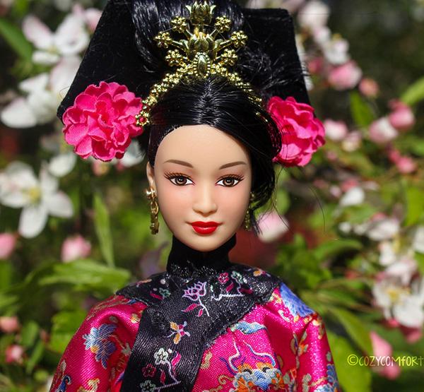 Барби Принцессы стран мира