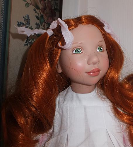 Фотографии куклы Абигайл от Zwergnase