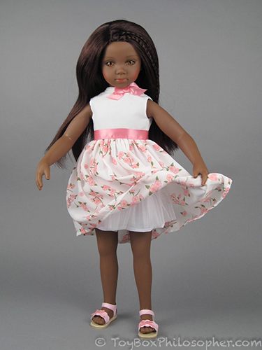 Кукла Рейвен: краткий фотообзор