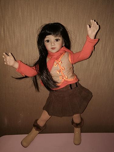 Фотографии куклы Мару / Мару и Друзья