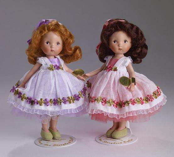 Нэнси Энн - новые куклы от Роберта Тоннера