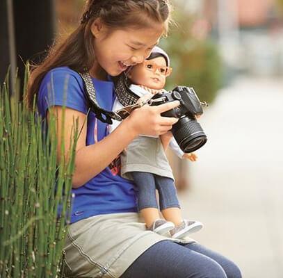Куда поехать с куклами летом