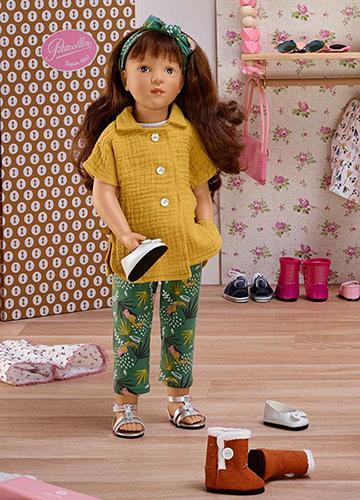 Куклы Petitcollin и Сильвии Наттерер. Каталог 2020