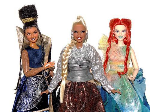 Куклы из фильма «Излом времени»: как создавались эти их необычные костюмы