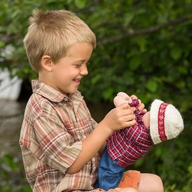 Можно ли мальчикам играть в куклы?