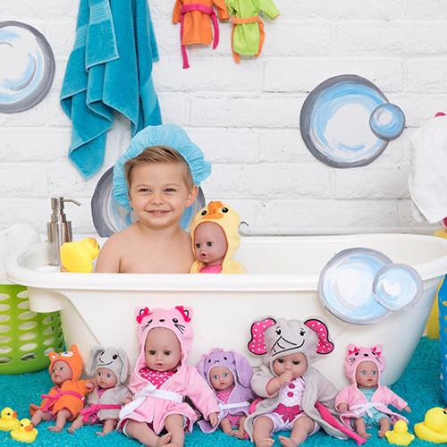 Куклы для купания и водных игр