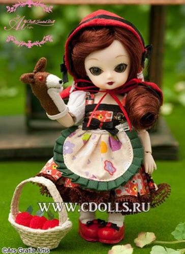 Куклы Аи (Ai) - души цветов