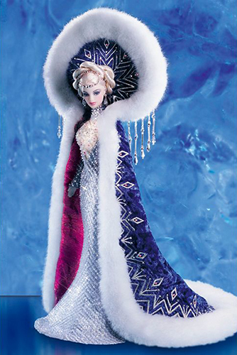 Новогодние куклы и зимние праздники