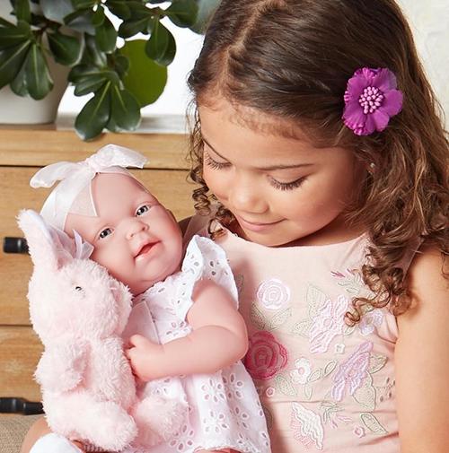 Куклы Berenguer – маленькие улыбки