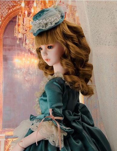 9 бжд кукол Dollmore в фуллсете
